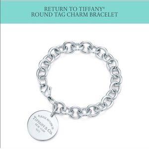 🔴Authentic TIFFANY&CO Return To T& Co Bracelet❤️